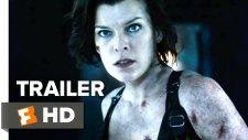 Resident Evil: The Final Chapter Official International Trailer 2 (2017) -