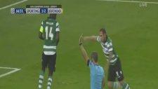Sporting Lisbon 1-2 Borussia Dortmund - Maç Özeti izle (18 Ekim 2016)