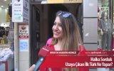 Uzaya Çıkan İlk Türk Ne Yapar  Sokak Röportajı