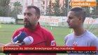 Adanaspor'da, Akhisar Belediyespor Maçı Hazırlıkları
