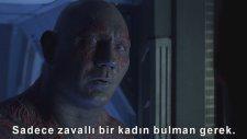 Galaksinin Koruyucuları 2 (2017) Türkçe Altyazılı Teaser Fragman