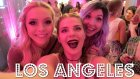 Los Angeles Vlog | Nyx Face Awards '16 Finali