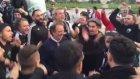 Napoli Polis Müdürüne Üçlü Çektiren Bjk Taraftarı