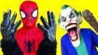 Örümcek Adam Kurt Adam Mı Oluyor? Joker Mucize Uğur Böceği Karlar Ülkesi Elsa