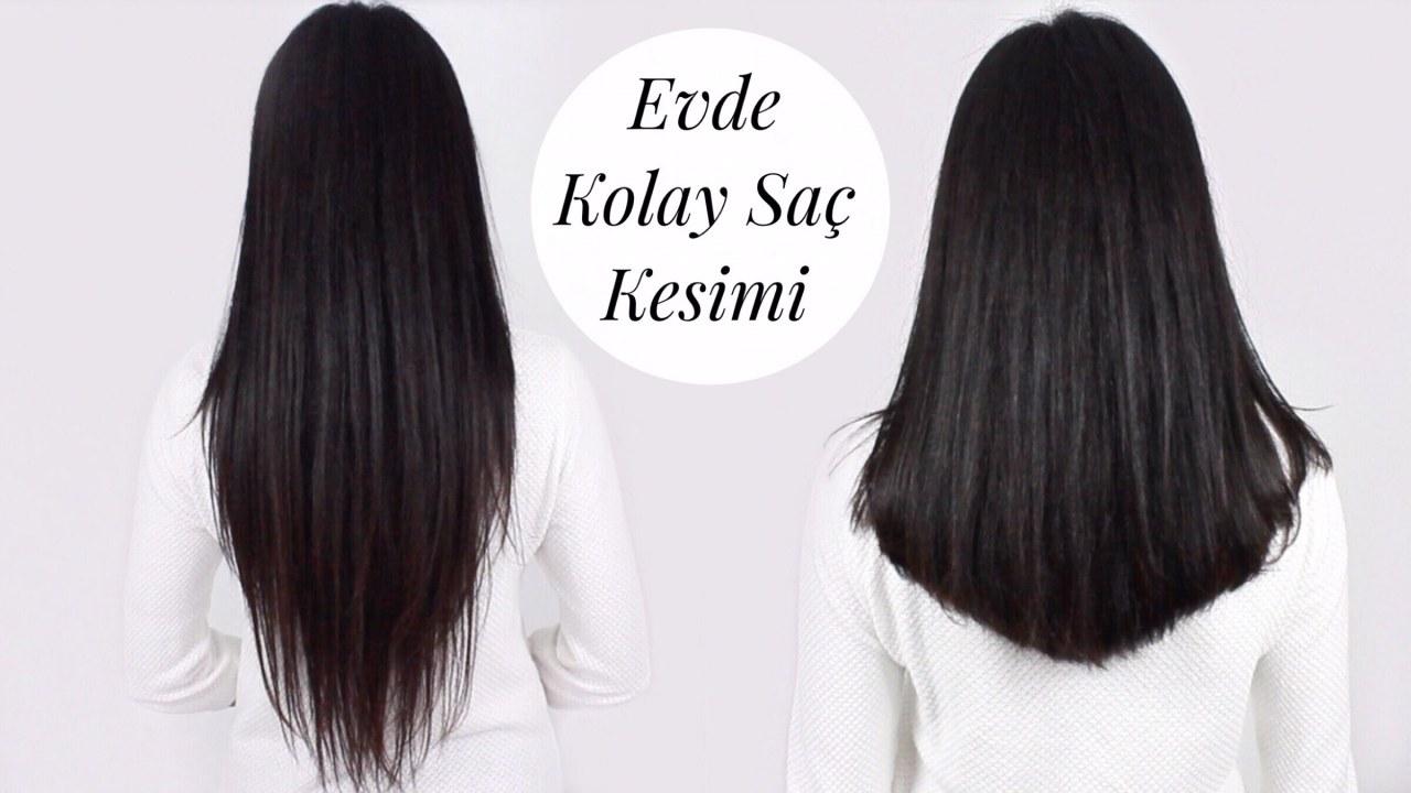 Düz Saçların Bakımı ve Evde düz saç nasıl yapılır