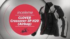 CLOVER CROSSOVER-3P H20 (Airbag) - Motosiklet Mont İncelemesi | Four season motorcycle jacket