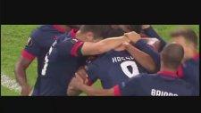 Konyaspor 1-1 Braga - Maç Özeti izle (20 Ekim 2016)