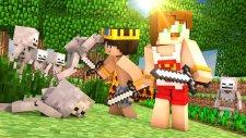 Minecraft'ın Çılgın İskeletleri - Lord of Minecraft