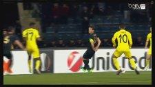 Osmanlıspor 2-2 Villarreal (Maç Özeti - 20 Ekim 2016)