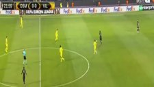 Osmanlıspor 2-2 Villarreal - Maç Özeti izle (20 Ekim 2016)