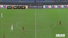 Roma 3-3 Austria Wien - Maç Özeti izle (20 Ekim 2016)
