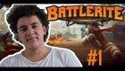 SON ANDA İNTERNET GİTTİ ?! (Battlerite #1)