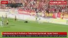 Galatasaray'da 3 Futbolcu Takımdan Ayrılmadı, Ayak Tenisi Oynuyor