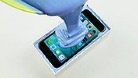 İphone 7'nin Üzerine Kauçuk Dökülürse Ne Olur?