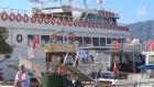 Marmaris'te Yarım Tonluk 'ay Balığı' Turistleri Şaşırttı