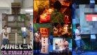 Minecon Vlog - Bugraak Amerika'da ! #1 Minecraft Evi