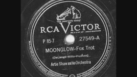 Artie Shaw - His Orchestra - Moonglow