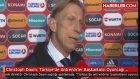 Christoph Daum: Türkiye'de Antrenörler Başkanların Oyuncağı Gibi