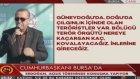 Cumhurbaşkanı Erdoğan: Bize Demokrasi Dersi Verenler Dürüst Değil