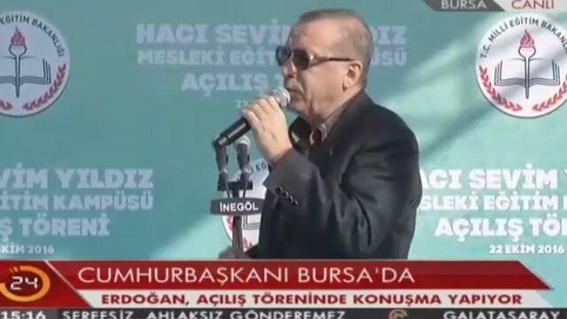 Cumhurbaşkanı Erdoğan Türkiye 2023 Hedefleri İstikametinde Yürüyor