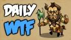 Dota 2 Daily Wtf - Rupture İs İn The Air - Dota Sinema