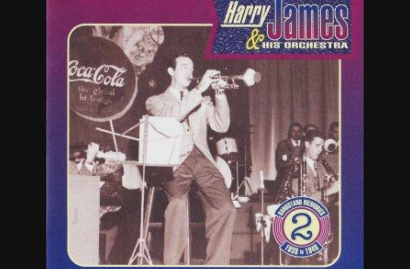 Harry James And His Orchestra - Memphis Blues - Sleepy Time Gal