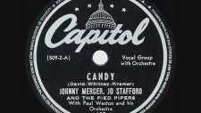 Johnny Mercer & Jo Stafford - Candy