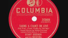 Taking A Chance On Love - Benny Goodman