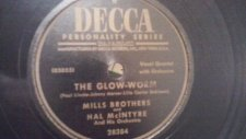 The Mills Brothers With Hal Mcintyre & His Orchestra - The Glow Worm