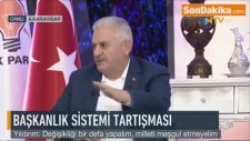 Başbakan Yıldırım:AK Parti İçinde Darbeci Varsa Canı Cehenneme