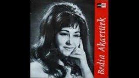 Bedia Akartürk - Tahammül Kalmadı 45lik Plak Çekim - Nostalji Müzik
