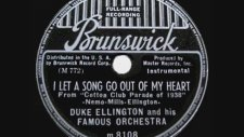 Duke Ellington - I Let A Song Go Out Of My Heart