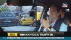 Erman Toroğlu'ndan İstanbul Trafiğine Kırmızı Kart