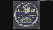 Erskine Hawkins & His Orchestra with Avery Parrish - After Hours