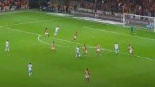Galatasaray 0-1 Trabzonspor Gol: Dame N'Doye (Tribün Çekimi)