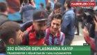 Galatasaray-Trabzonspor Karşılaşmasının İlk 11'leri Belli Oldu