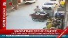 Katil, Irmak Bebeğin Cesedini Çöpe Atarken Görüntülendi!