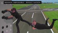 Tom Cruise Filmleri James Corden'la Birlikte Yeniden Canlandı