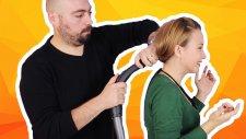 Elektrik Süpürgesi ile At Kuyruğu Saç Yapılabilir Mi? - Test Ettik - Oha Diyorum