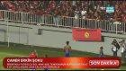 Göztepe - Eskişehirspor Maçında Alpay Özalan Takımı Sahadan Çekti