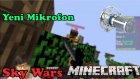 Minecraft Sky Wars Bölüm 22 | Yeni Mikrofon