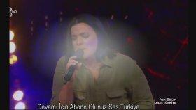 Nesrin Kopuz - Oyalı Çember (O Ses Türkiye - 23 Ekim 2016)