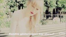Taylor Swift - The Moment I Knew Türkçe Çeviri