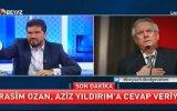 Aziz Yıldırım Fetö'cü Savcılarla Kankaydı  Rasim Ozan