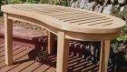 Bathmarıne.com Garden Teak Furniture Extendable Tables Loungers Chairs Terrace Outdoor Wooden Cheap