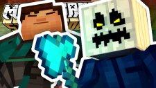 Gizli Gizli Ölmek! - Minecraft İntihar Haritası - Ahmet Aga