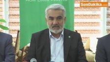 Hüda Par Genel Başkanı Yapıcıoğlu