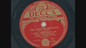 Louis Armstrong & Ella Fitzgerald - The Frim Fram Sauce