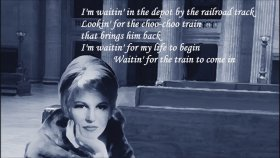 Peggy Lee - Waiting For The Train To Come In