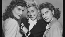 The Andrews Sisters - I'll Be With You In Apple Blossom Time